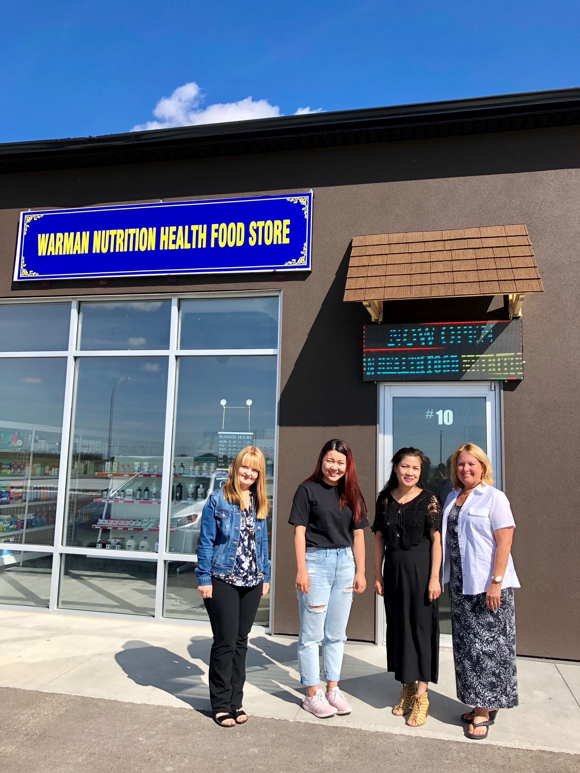 Warman Nutrition Health Food Store